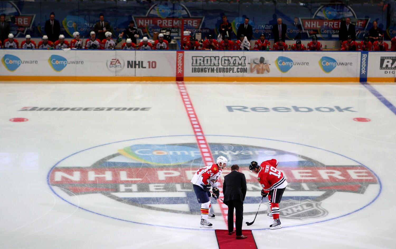 NHL postpones international games planned for 2020-21 season 1