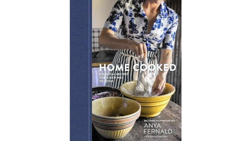 """""""Home Cooked: Essential Recipes for a New Way to Cook"""" by Anya Fernald with"""