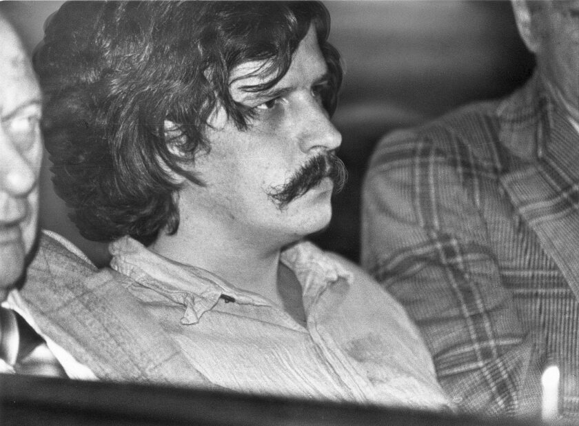 """William Bonin: The """"Freeway Killer,"""" an unemployed Downey truck driver, confessed to 21 killings, was convicted of 14 and was executed in 1996."""