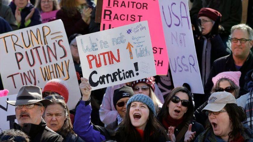 Russian involvement