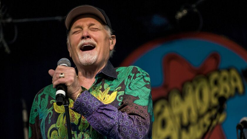 Mike Love performs this month at Amoeba Music in Hollywood.
