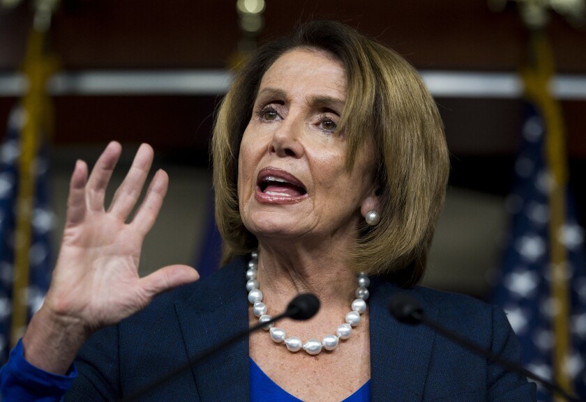 Nancy Pelosi's vineyard makes her fourth-richest Californian in