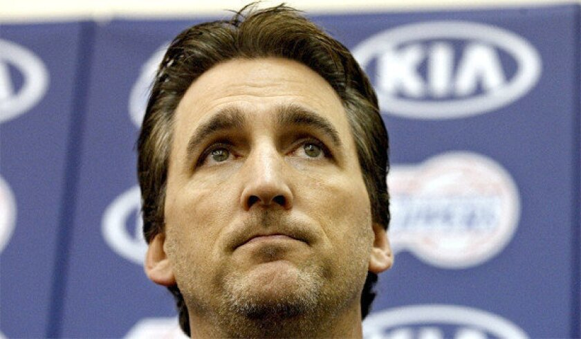The Clippers decided not to retain Coach Vinny Del Negro despite leading the team to its first Pacific Division title and becoming the winingest coach in Clippers history.