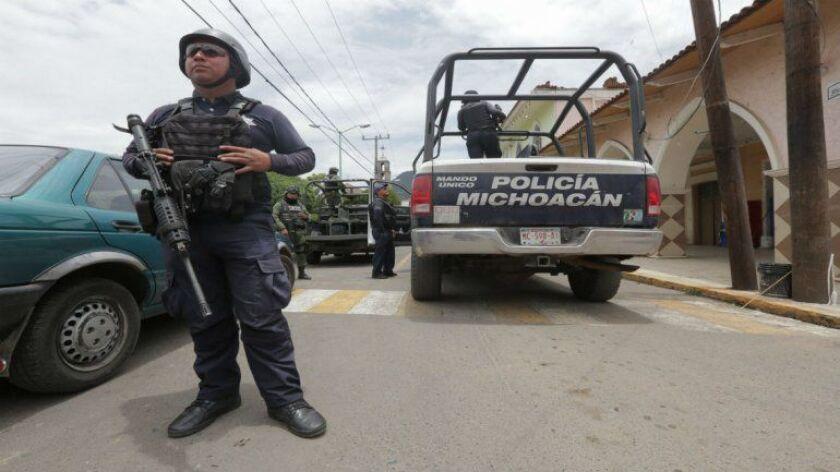 Desde septiembre, cuando empezó el proceso de preselección de candidatos en México