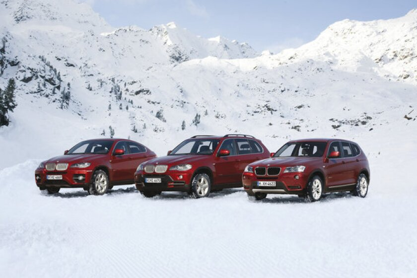The BMW X3, BMW X5 and BMW X6 are but three CPO options that come with an impressive warranty and care plan.