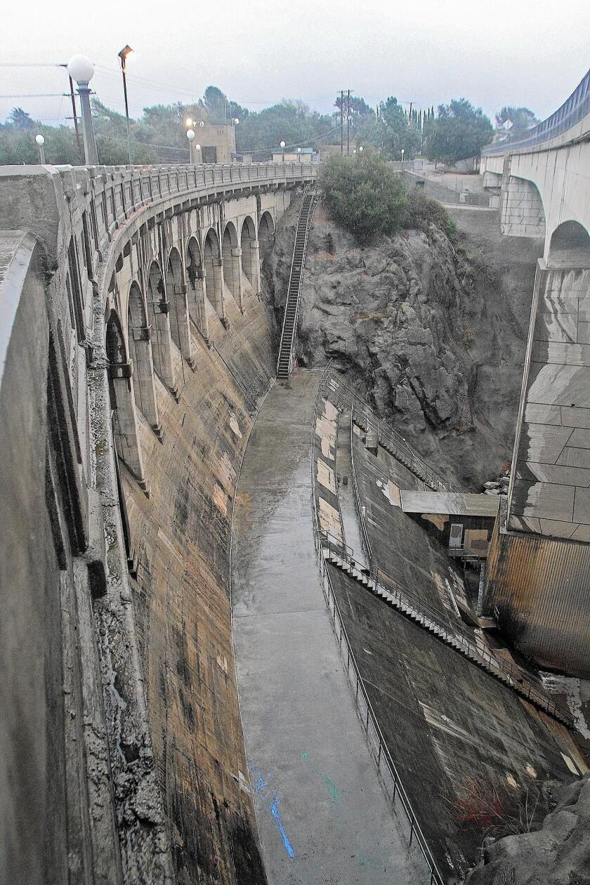 Devil's Gate Dam