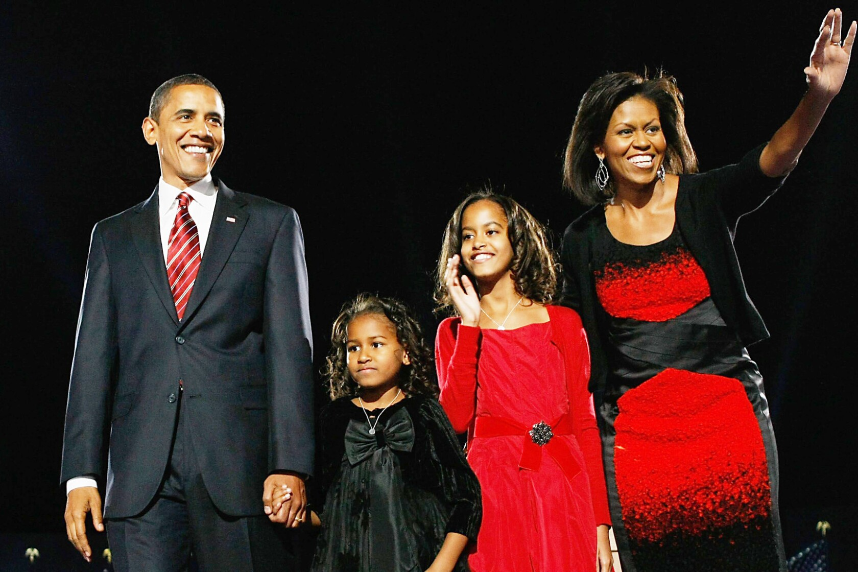 The Defining Looks Of Michelle Obama S White House Years Los Angeles Times