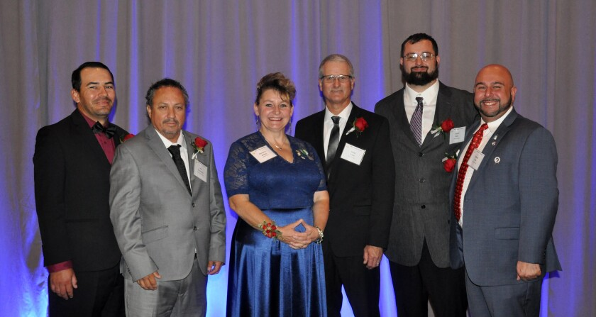 The 2019 NALC Heroes of the Year
