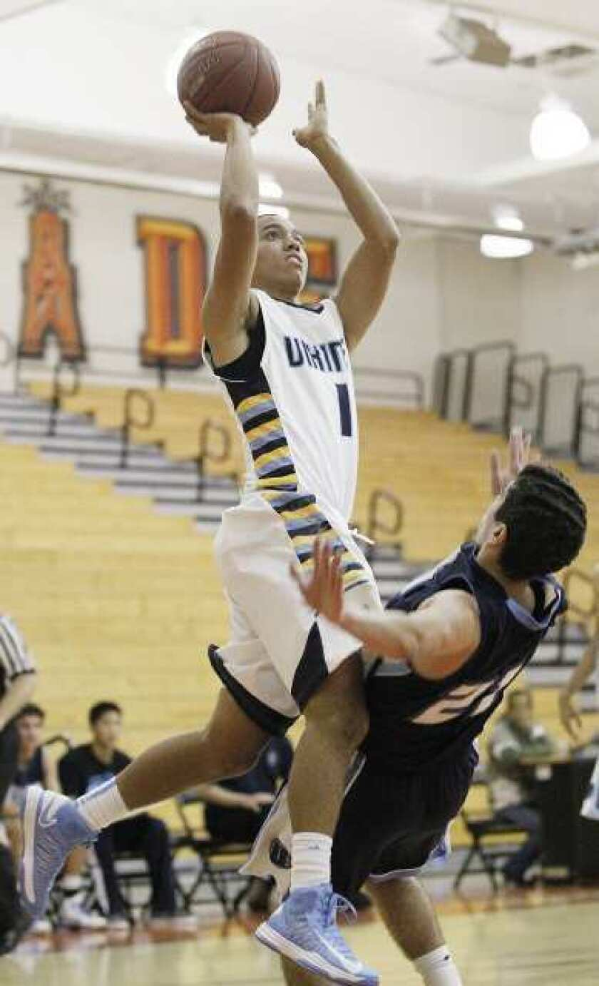 Boys' Basketball Roundup: Take it to the hoop - Los Angeles