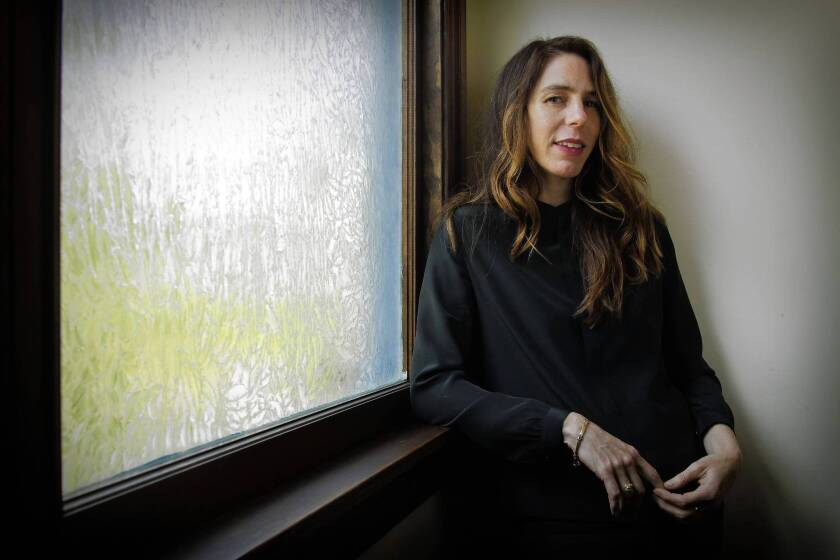 Rachel Kushner lights a fire in 'The Flamethrowers'