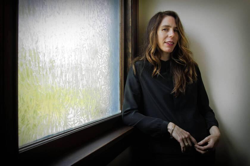 """Novelist Rachel Kushner, author of """"The Mars Room."""""""