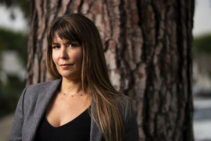 "Director Patty Jenkins is the force behind the TNT limited series ""I Am the Night,"" about the mystery surrounding the Black Dahlia slaying."
