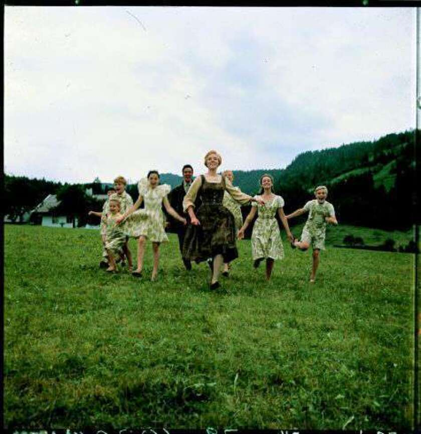 """A collection of costumes from the 1965 multiple Academy Award-winning musical """"The Sound of Music,"""" including a complete set of the Von Trapp children's drapery costumes, will be part of Profiles in History's Hollywood memorabilia auction scheduled for July 29."""