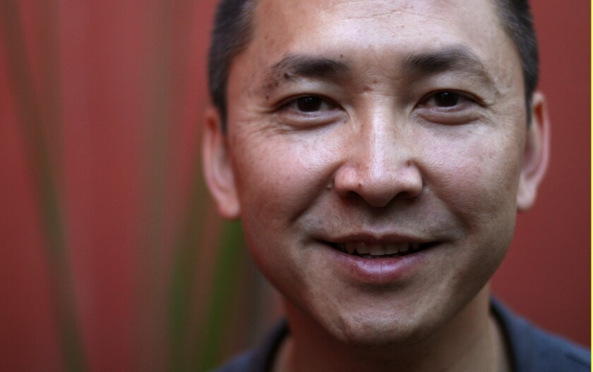 "Viet Thanh Nguyen, author of ""The Sympathizer,"" a book about defectors to America from Vietnam during the Vietnam War."