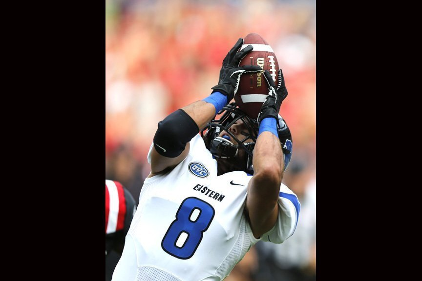 Aztecs blown out by Eastern Illinois