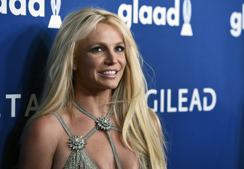 Britney Spears posted a workout video on Instagram on April 29 and announced she accidentally burned down her home gym.