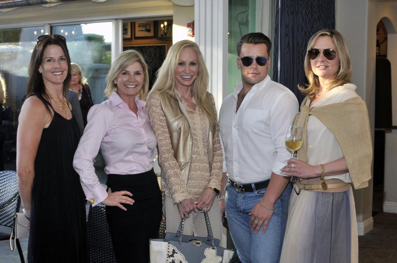Jill Clotfelter, Anna Houssels, Susan Spath, Christian Potter, Brittany Hahn