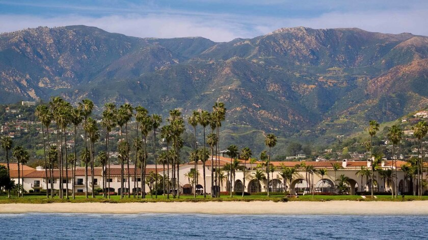 The Hilton Santa Barbara Beachfront Resort. Credit: Hilton