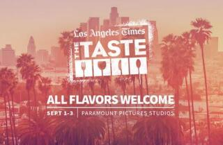 The Taste: Sept. 1 - 3, 2017 | Paramount Pictures Studios
