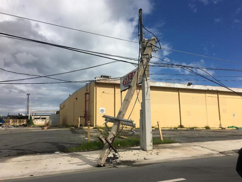 Whitefish Energy, la polémica empresa estadounidense contratada por el Gobierno de Puerto Rico para restaurar el servicio eléctrico colapsado por el huracán María, informó que completó sus labores, que incluyeron la reparación de varias líneas de transmisión de 230 kilovatios. EFE/ARCHIVO