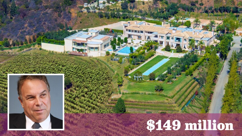 Hot Property: America's 'Most Expensive' home