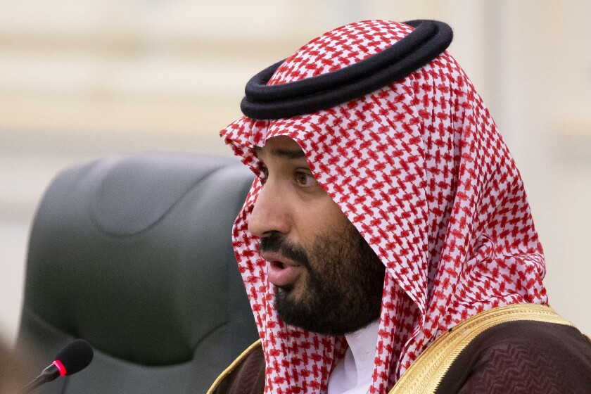 Bezos Saudi Arabia