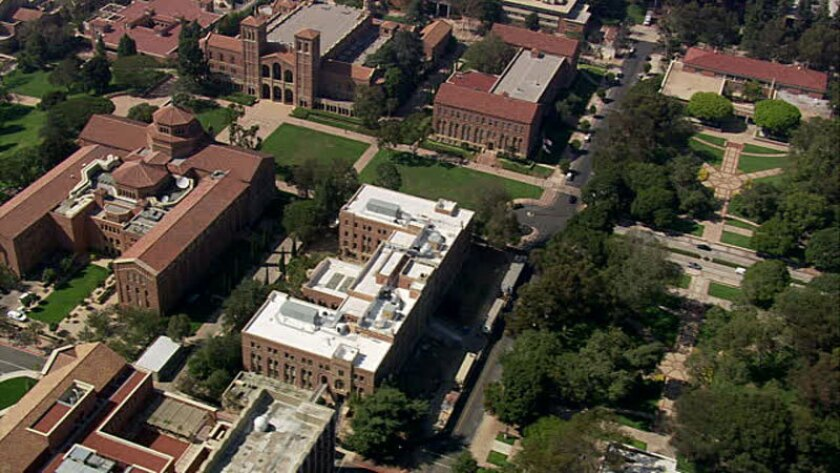 The UCLA campus will be the site of one of the five regional research centers.