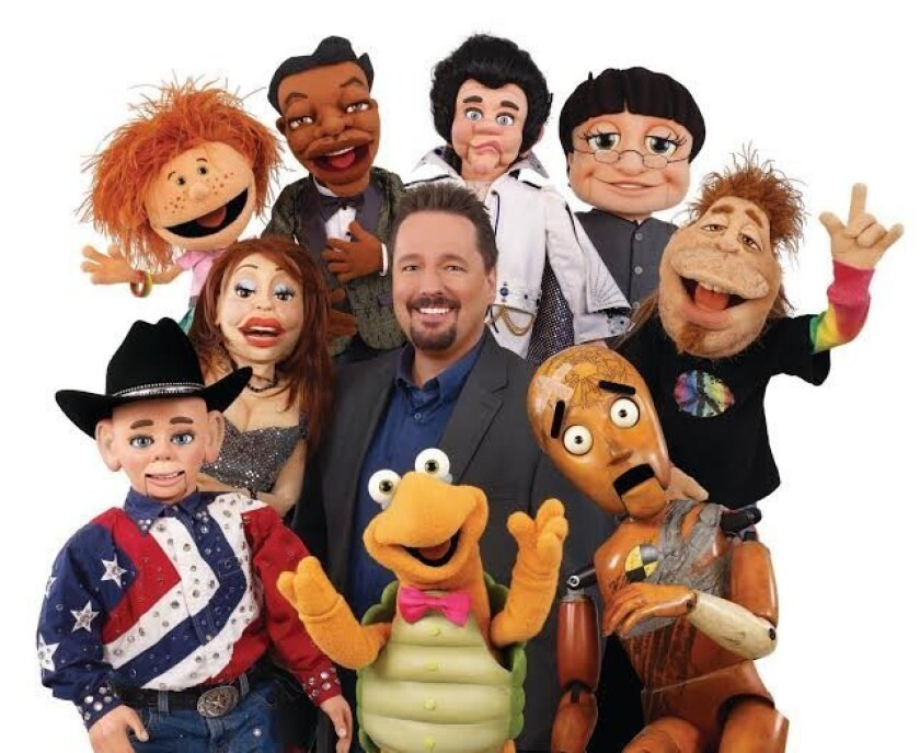"Ventriloquist Terry Fator has gone from janitorial work and performing for an audience of one to winning ""America's Got Talent""and entertaining millions of people for his act at the Mirage Hotel and Casino in Las Vegas. He'll be appearing at the San Diego County Fair on June 12."