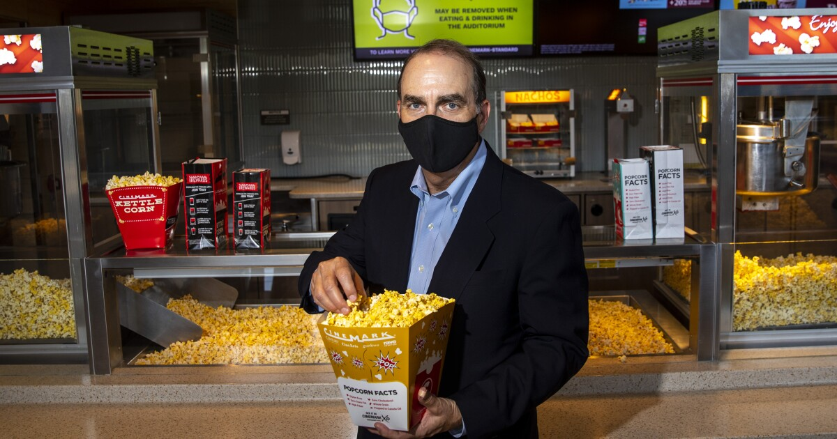 After navigating through a pandemic, Cinemark CEO Mark Zoradi will retire
