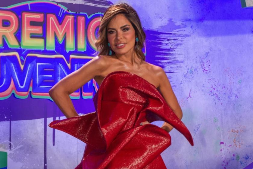La cantante mexicana Gloria Trevi