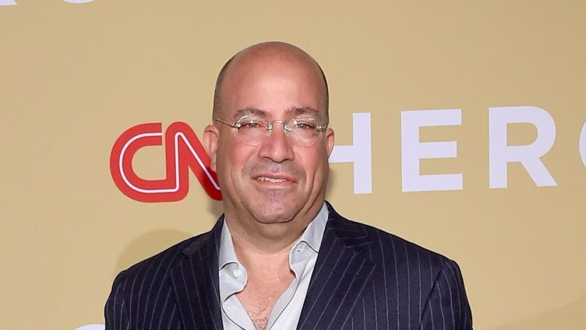 CNN President Jeff Zucker attends the 'CNN Heroes: An All-Star Tribute' at American Museum of Natural History in 2015 in New York City.