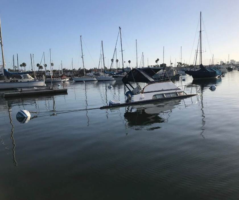Flipboard: Abandoned Boat Scheduled For Auction Sinks In