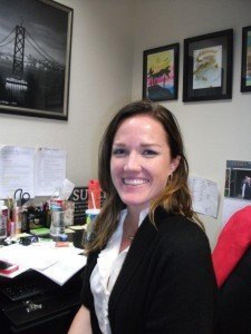 Porsha Vogt, founder of Keepsake Companions. Courtesy photo