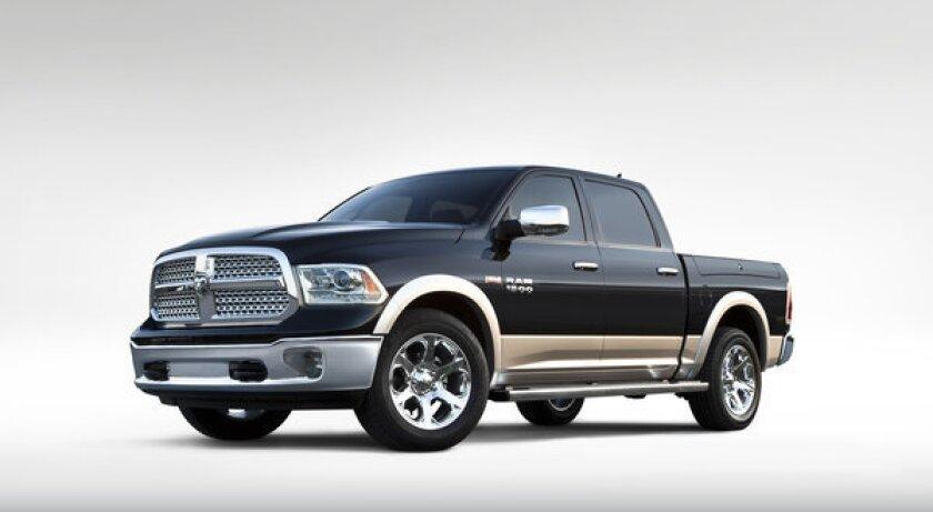 Chrysler recalls 200,000 Ram trucks, Jeep SUVs and Dodge cars
