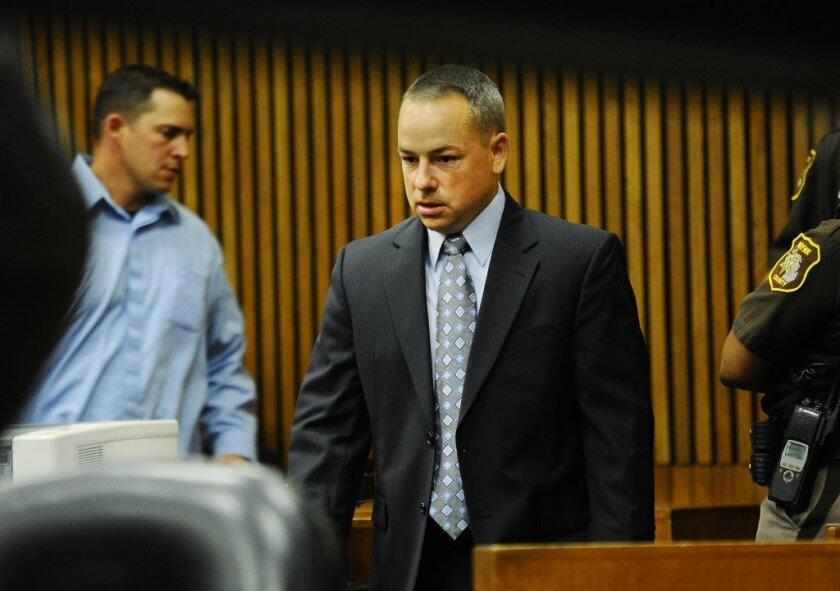 For the second time in the past 18 months, a jury could not reach a verdict on criminal charges against a Detroit police officer who accidentally shot and killed a 7-year-old girl during a 2010 raid.