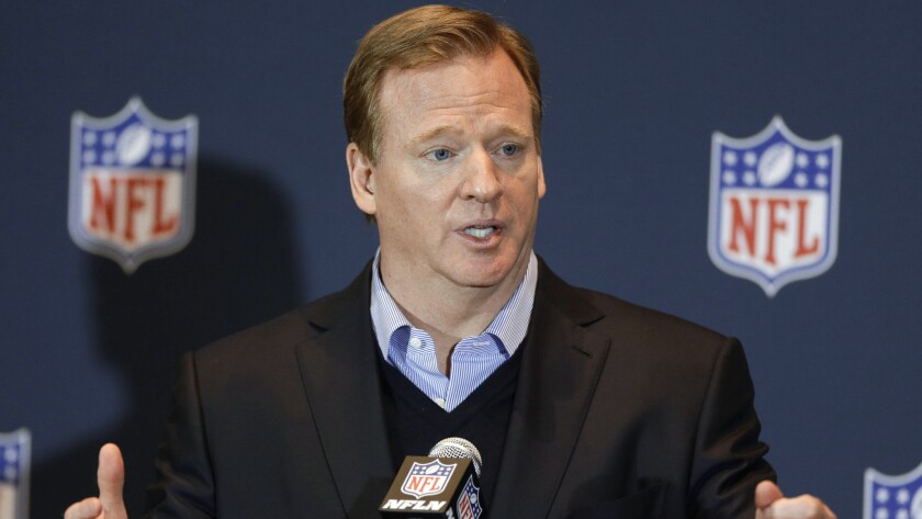 NFL Commissioner Roger Goodell says he had no prior knowledge of the Ray Rice elevator video until it was released Monday.
