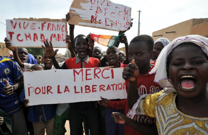 France, Western allies likely to be mired in Mali for years