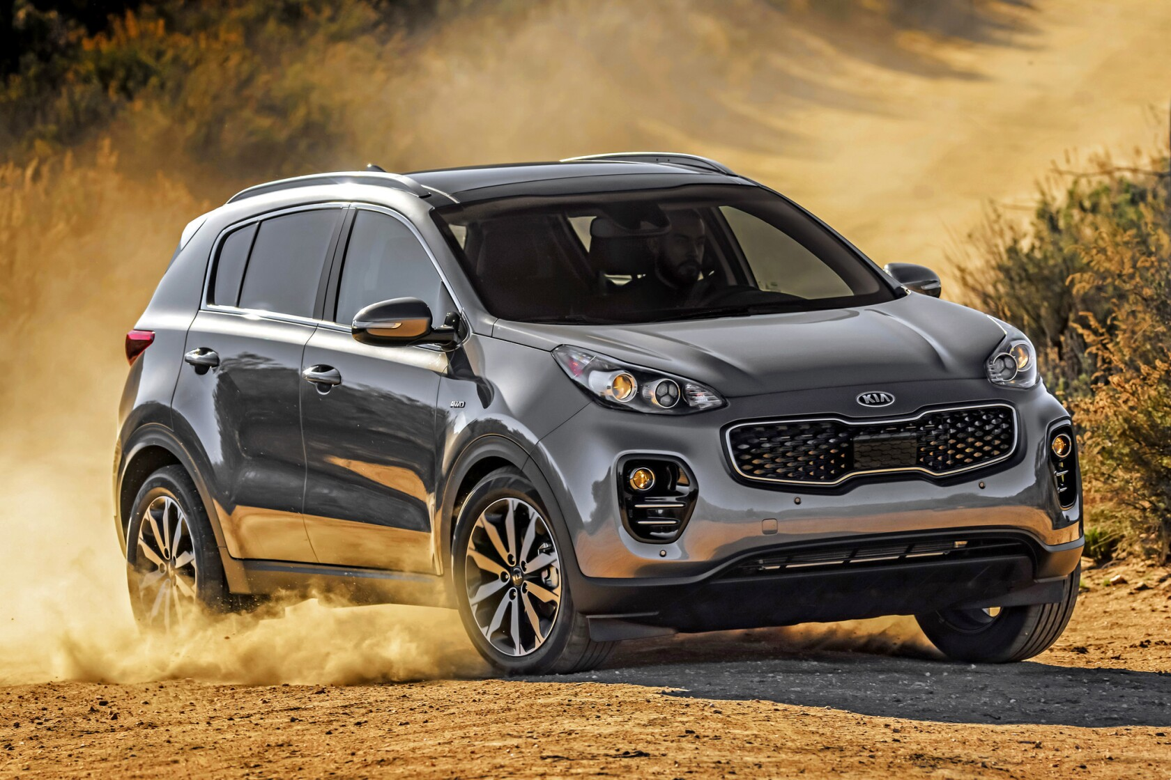 2018 Kia Sportage: Specs, Powertrains, Price >> The Kia Sportage Is A Perky Crossover That S Short On Style