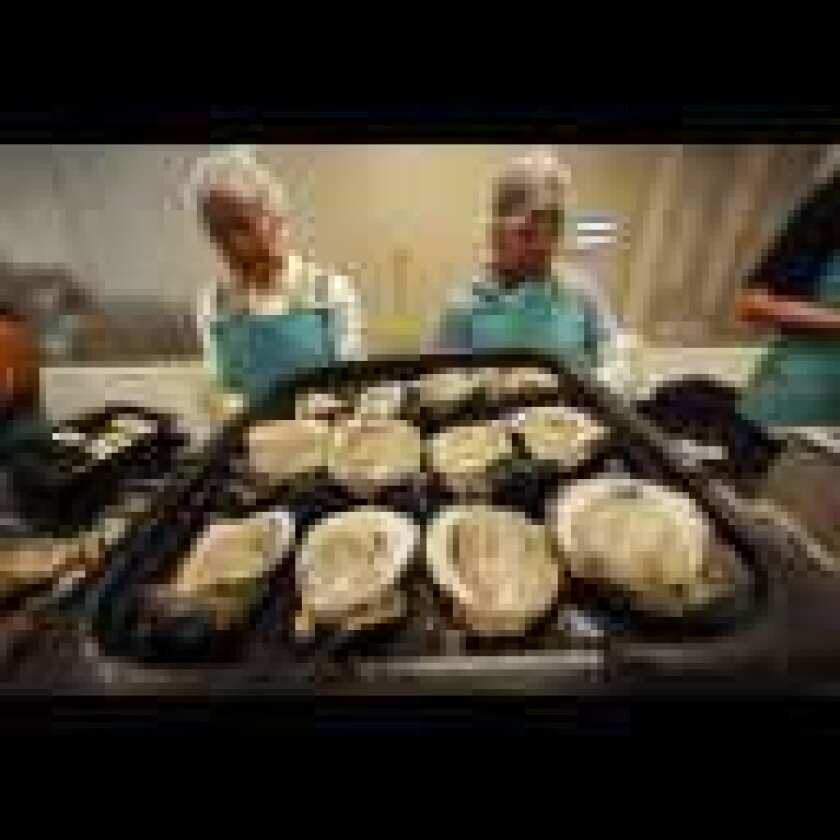 FDA issues warning about oysters