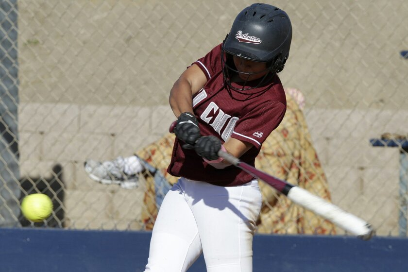 Rancho Buena Vista junior Falepolima Aviu will be among the All-CIF San Diego Section athletes honored at the Hall of Champions.