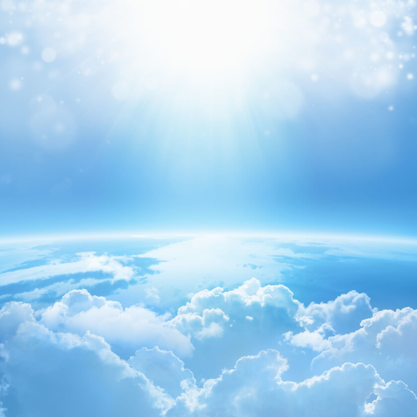 God wants us to live full lives on earth before we depart for Heaven.