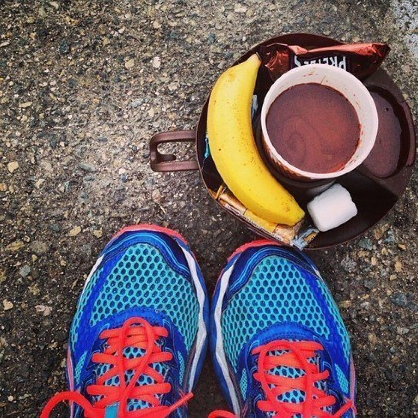 Images from Hot Chocolate 15/5K run.