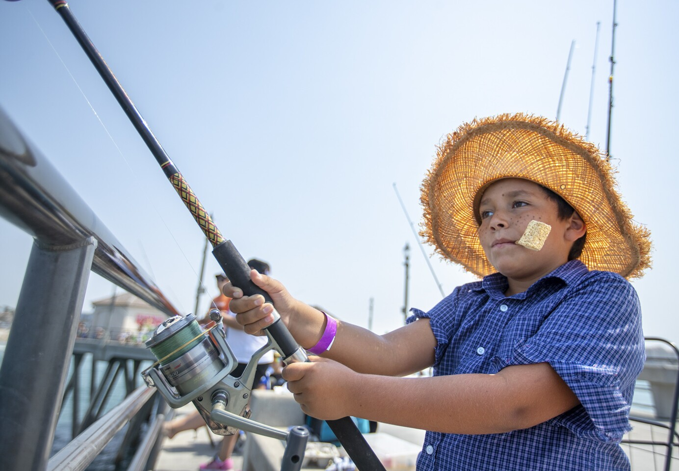Photo Gallery: The 55th annual Huck Finn Fishing Derby