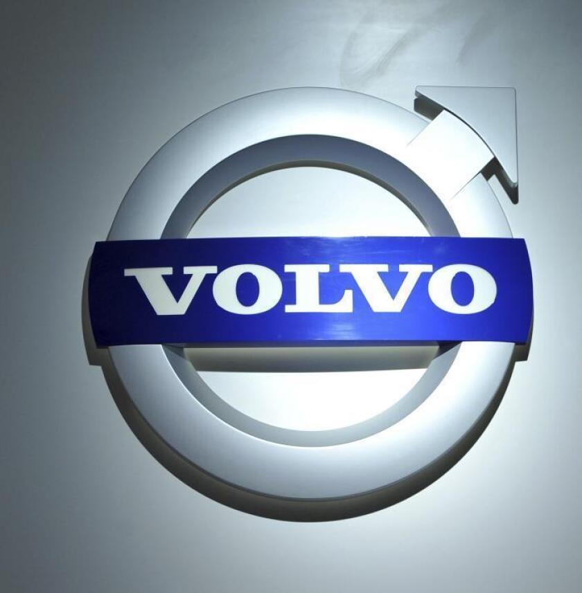 Logotipo de la marca Volvo. EFE/Archivo