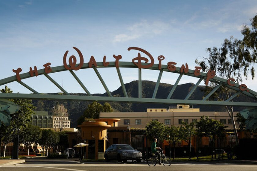Walt Disney Co. confirms layoffs at movie studio