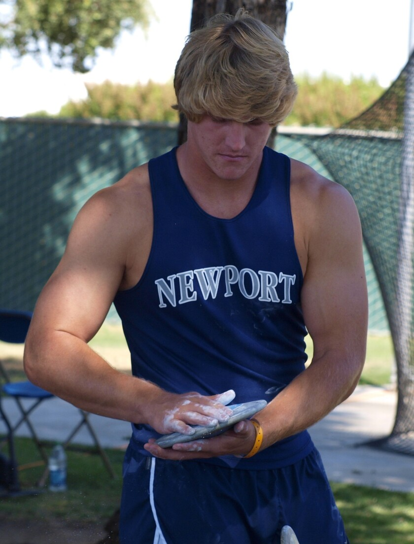 Track & Field: Taylor moves on