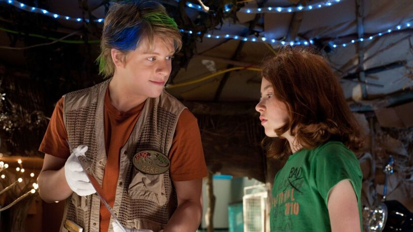 M 127 (Left to right.) Jackson Odell and Jordana Beatty star in Relativity Media's release, in the m