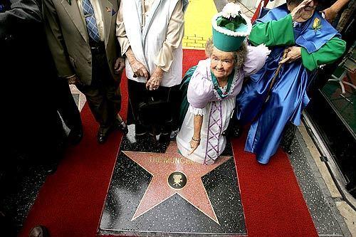 Munchkins get star