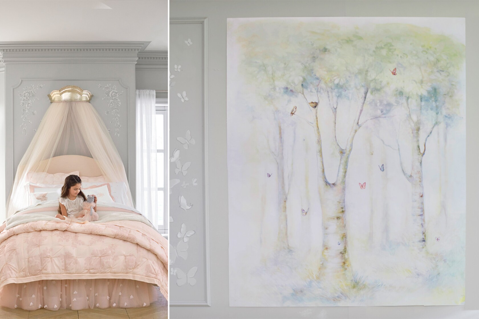 Monique Lhuillier designs her Pottery Barn Kids collection ...