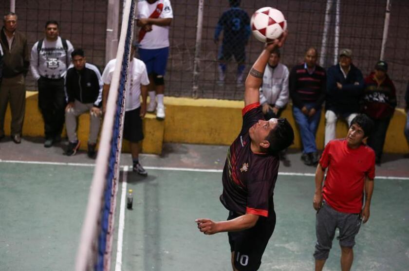 """Ecuavóley, el deporte """"made in Ecuador"""" convertido en acontecimiento social"""